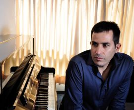 Portrait of Israel's leading comtemporary composer
